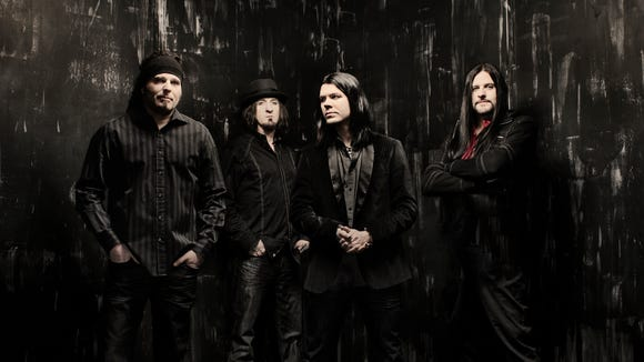 Memphis rockers Saliva are back with a new lead singer, Bobby Amaru, and the guys will kick 2015 off with a Lansing show.