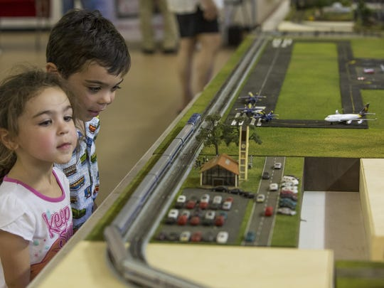 The Tallahassee Model Railroad Group exhibition at the North Florida Fairgrounds is set for June 24 this year.