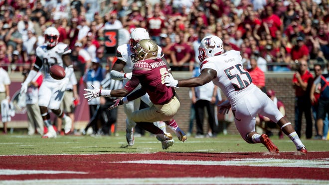 Florida State moved to 6-0 on the season with a 41-21 win over Louisville.