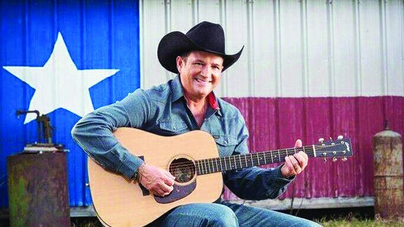 Country music artist Tracy Byrd is scheduled to perform Friday night at Cook's Garage in Lubbock.