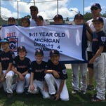 Birmingham U11 team captures district crown