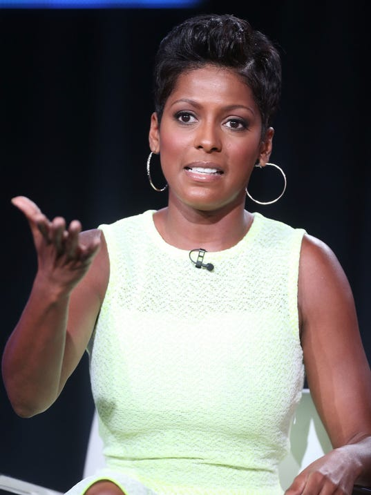 Tamron Hall Becomes Official Today Co Host