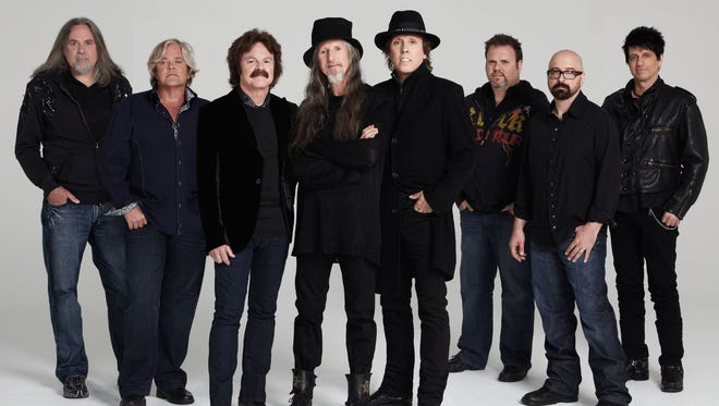 The Doobie Brothers perform Saturday at the Amphitheater at The Wharf in Orange Beach, Ala., alongside Peter Frampton.