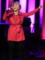 Jeannie Seely performs at the Grand Ole Opry's Opry