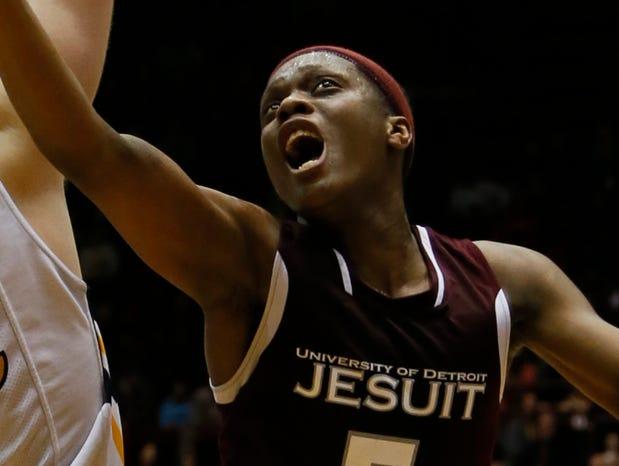 U-D Jesuit's Cassius Winston