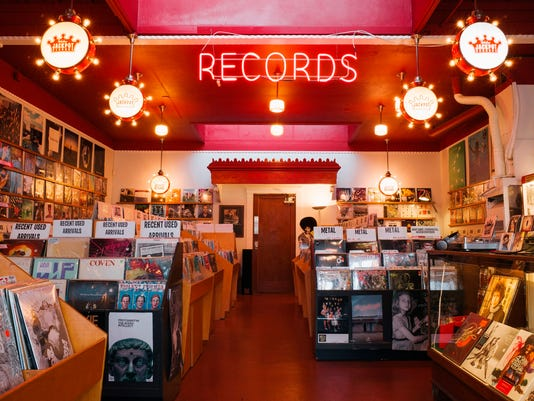 Vinyl Lives 10 Great Record Stores For A Musical Treasure