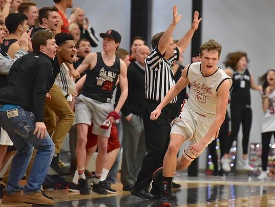 Mason @ Oak Hill Boys Basketball