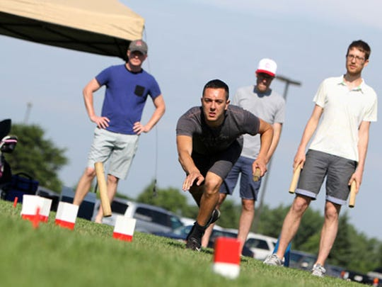 Eau Claire is the Kubb Capital of North America.