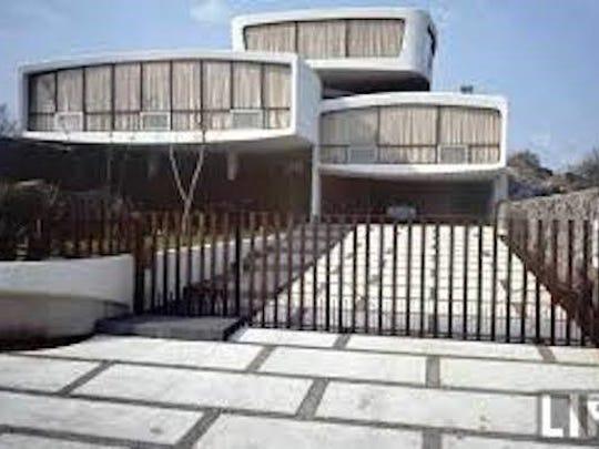 A house by architect Enrique Castaneda Tamborrel in