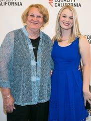 Lisa Middleton (left) and Christy Holstege (right)