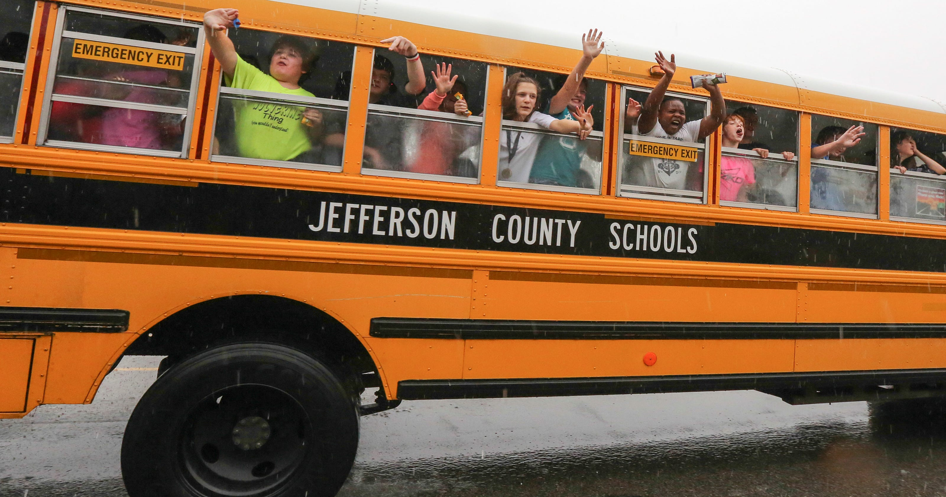 School's out forever at Frost Middle building