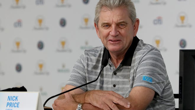 Winning the 1992 PGA Championship at Bellerive carried Nick Price into a dominating stretch where he won 10 PGA Tour titles, including two majors and a Players Championship, in the next two years and became the No. 1 player in the world.