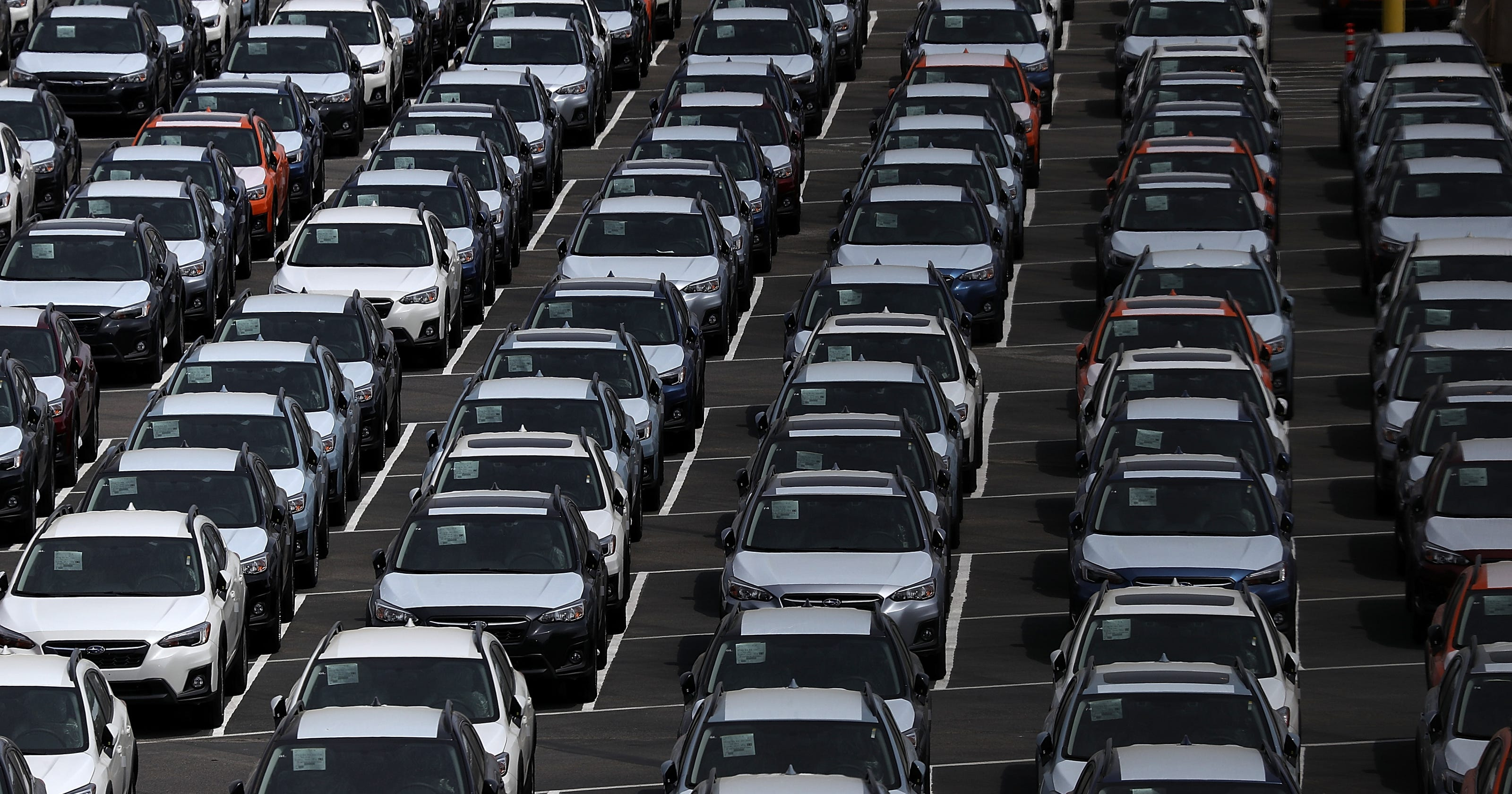 Trump auto, steel tariffs threaten GM, Fiat Chrysler, Ford Motor