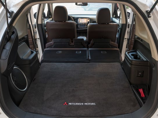 The 2018 Mitsubishi Outlander PHEV has the ability