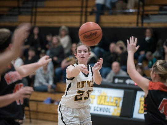 Paint Valley's Lexi Woods will be healthy for the Bearcats'