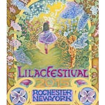 The 2015 Lilac Festival poster was created by Rochester artist Diane Elmslie. The print will be available at the festival next month.