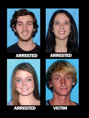 Three teens were arrested in the Feb. 20, 2015, attack on a Satellite Beach teen.