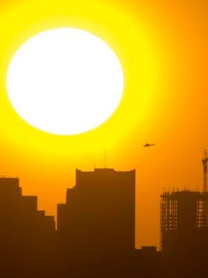 The Valley's triple-digit summers can increase the risk for heat-related illness.