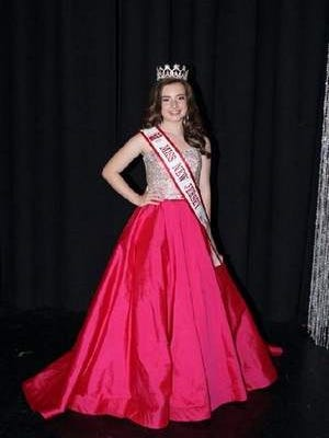 Alyssa Lego, from Toms River, NJ - your 2016 USA National Miss New Jersey Jr. Teen