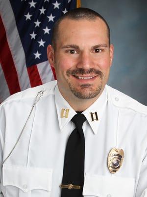 Capt. Aaron Goldstein