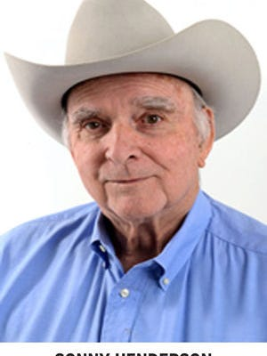 Odessa rancher Sonny Henderson, a seasonal regular at Ruidoso Downs, has a horse in Saturday's Kentucky Derby.