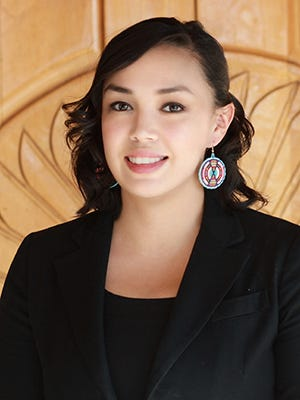 Executive Director of the Coalition to Stop Violence Against Native Women, Deleana OtherBull.