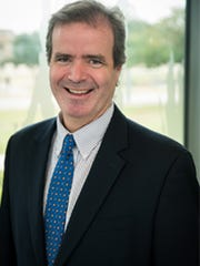 Alan Sams, finalist to be chancellor of the University of Tennessee Institute of Agriculture.