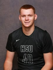 Hardin-Simmons post Justin Jones