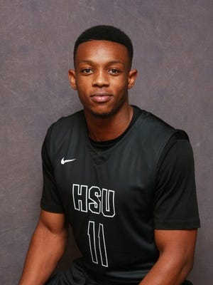 Hardin-Simmons guard Christian O'Neal