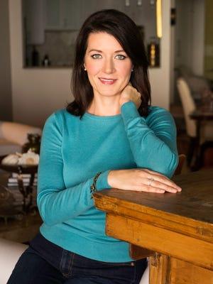 """Ann Kidd Taylor, author of """"The Shark Club."""""""