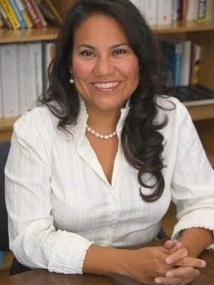 El Paso County Judge Veronica Escobar