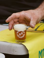 There will be beer samples aplenty at the State of