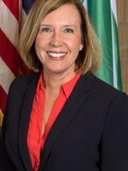 Harrison City Councilwoman Cindy Abrams