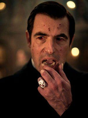 "A new twist on the Transylvanian count, ""Dracula"" streams on Netflix."
