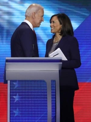 Joe Biden was a single father for several years. Kamala Harris was raised in part by a single mother. They know the value of the author's loving family type.