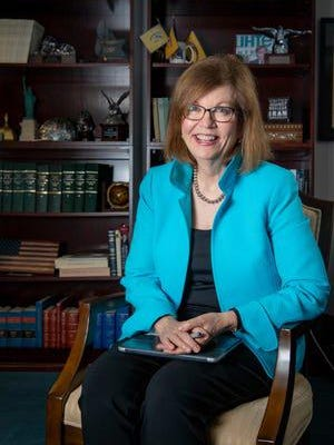Susan Page, USA TODAY'S Washington Bureau Chief