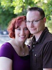 Joe and Dorothy Bridger met as college students at