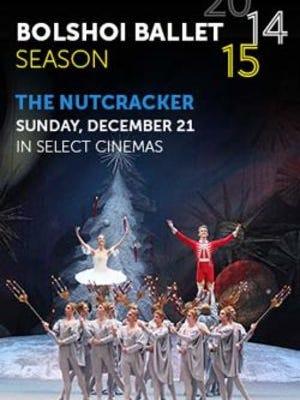 Bolshoi Ballet: The Nutcracker in Cinema on December 21