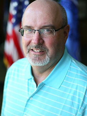 Wausau City Council president Romey Wagner.