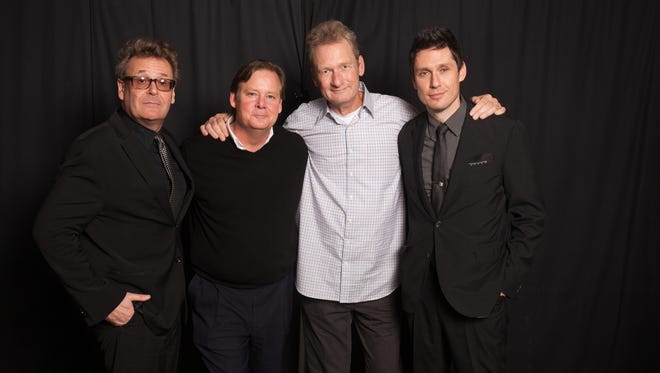 Whose Live Anyway is 90 minutes of improvised comedy and song based on audience suggestions featuring Greg Proops, Joel Murray, Ryan Stiles and Jeff B. Davis.