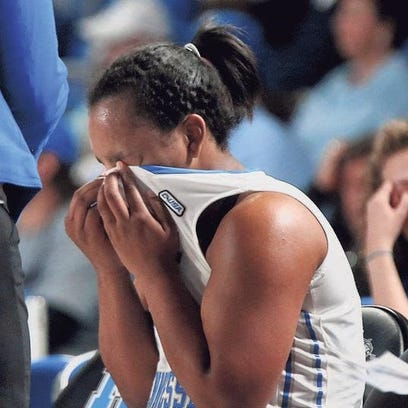 The MTSU women's basketball team's season ended with