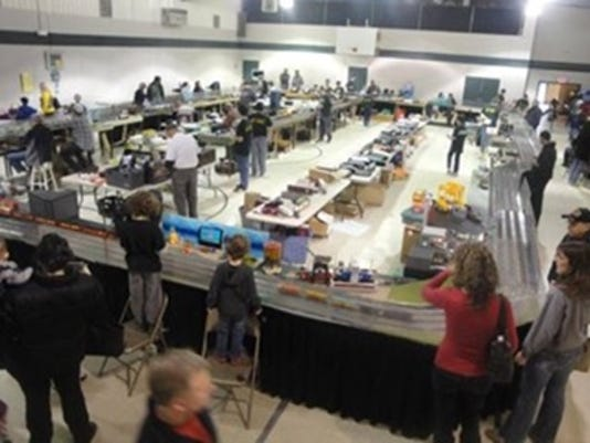 Bridgewater: Somerset County 4-H Trainmasters Annual Winter Show this weekend