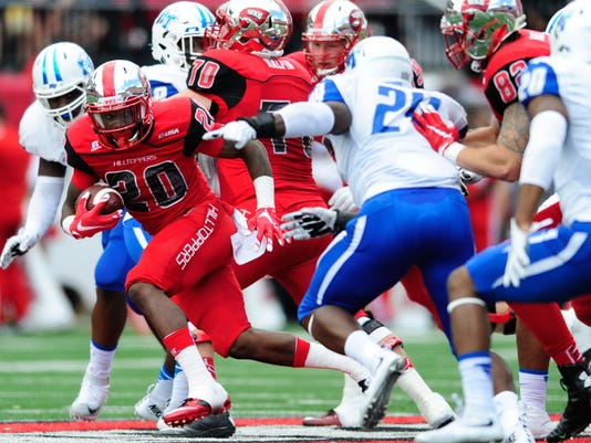 NCAA Football: Middle Tennessee at Western Kentucky