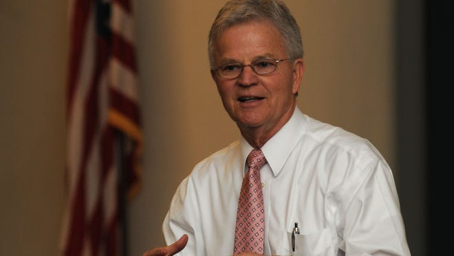 Former Gov. Buddy Roemer is part of a company bringing an LNG facility into Cameron Parish.