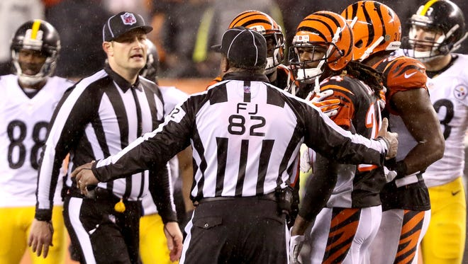 The Cincinnati Bengals say they have learned from last year's penalty-filled games and vow to remain under control in 2016.
