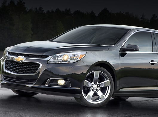 Chevrolet's 2014 Malibu is a lover, not a fighter. Sporty-car fans go elsewhere.