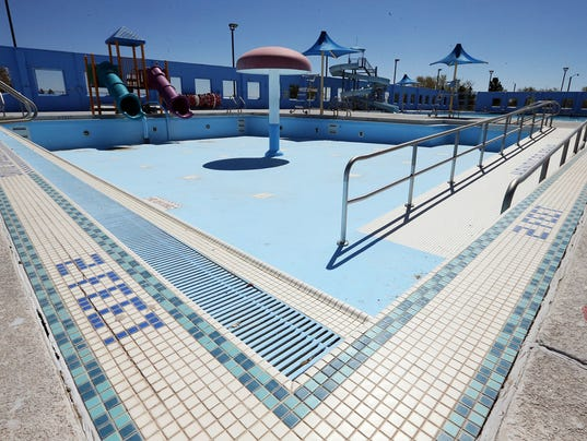 Ascarate Pool Upgrades May Impact Swimming Practices