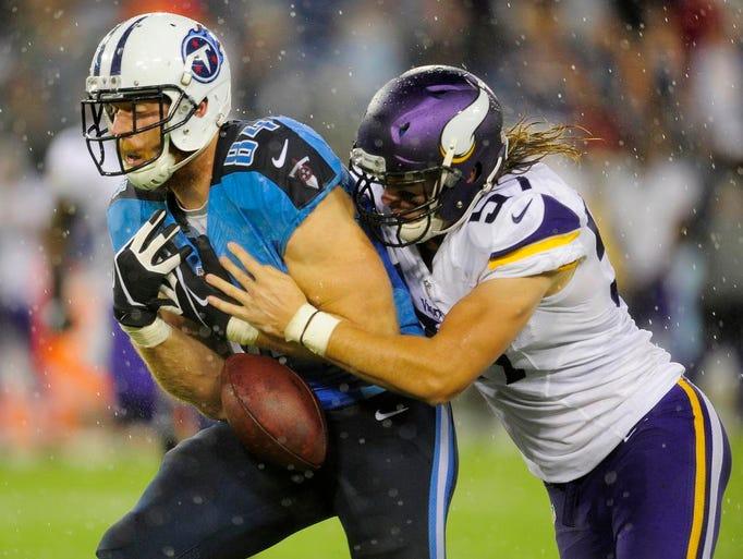 Vikings 19 Titans 3