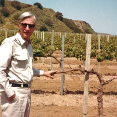 San Saba Winery founder Dr. Mark Lemmon dies at age 94