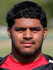 Central senior Marlon Tuipulotu